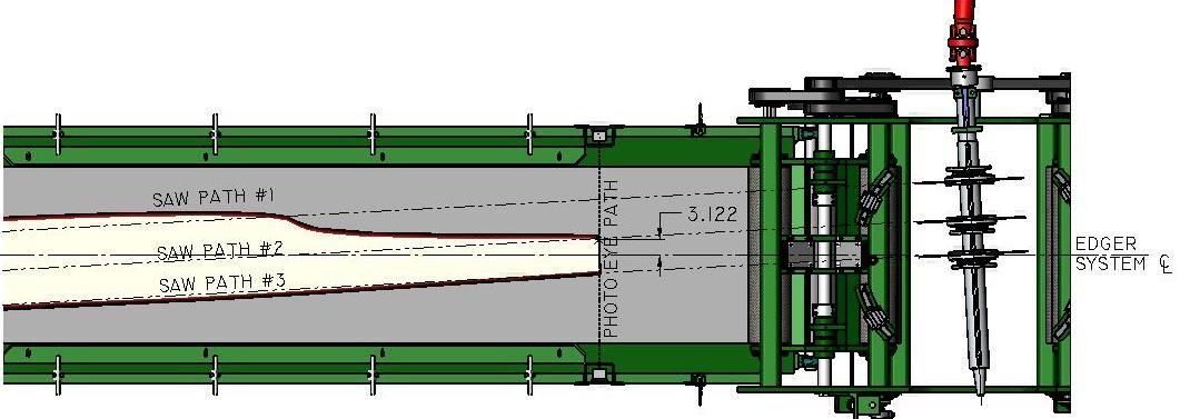 Linear Edger Sawbox Ready
